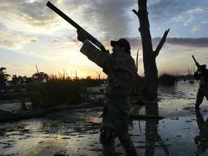 Victoria's duck hunting season up in the air