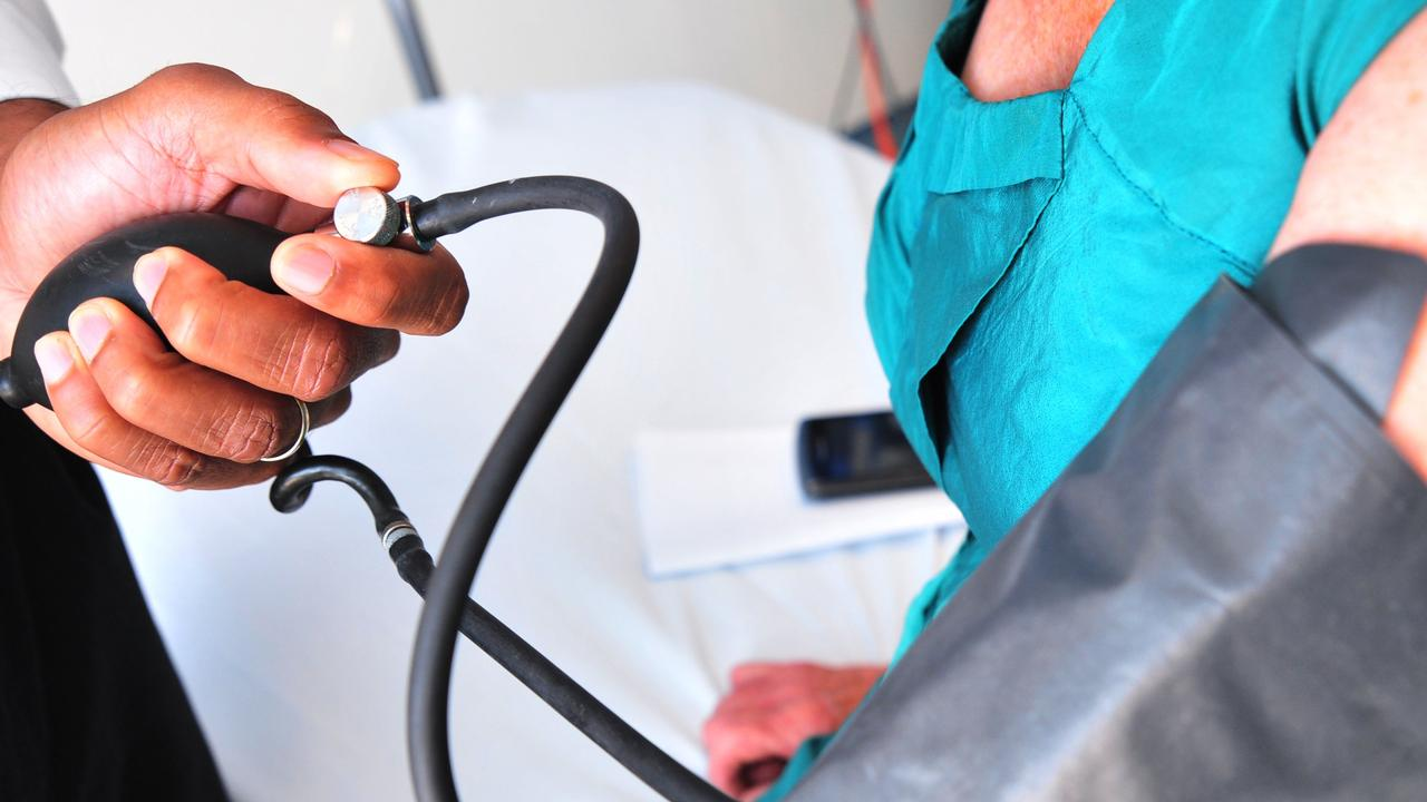 Patients who regularly have their blood pressure checked will find themselves with plenty of spare time now a mini blood pressure device is on the cards.