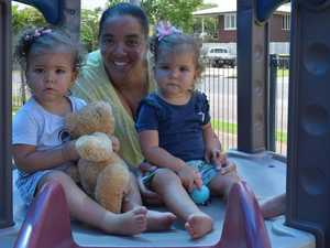 Twin mums get twice as much out of playgroup