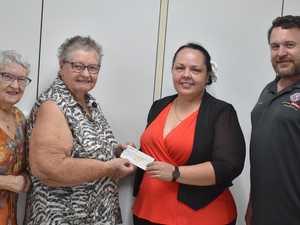 Seniors group raises thousands for drought relief