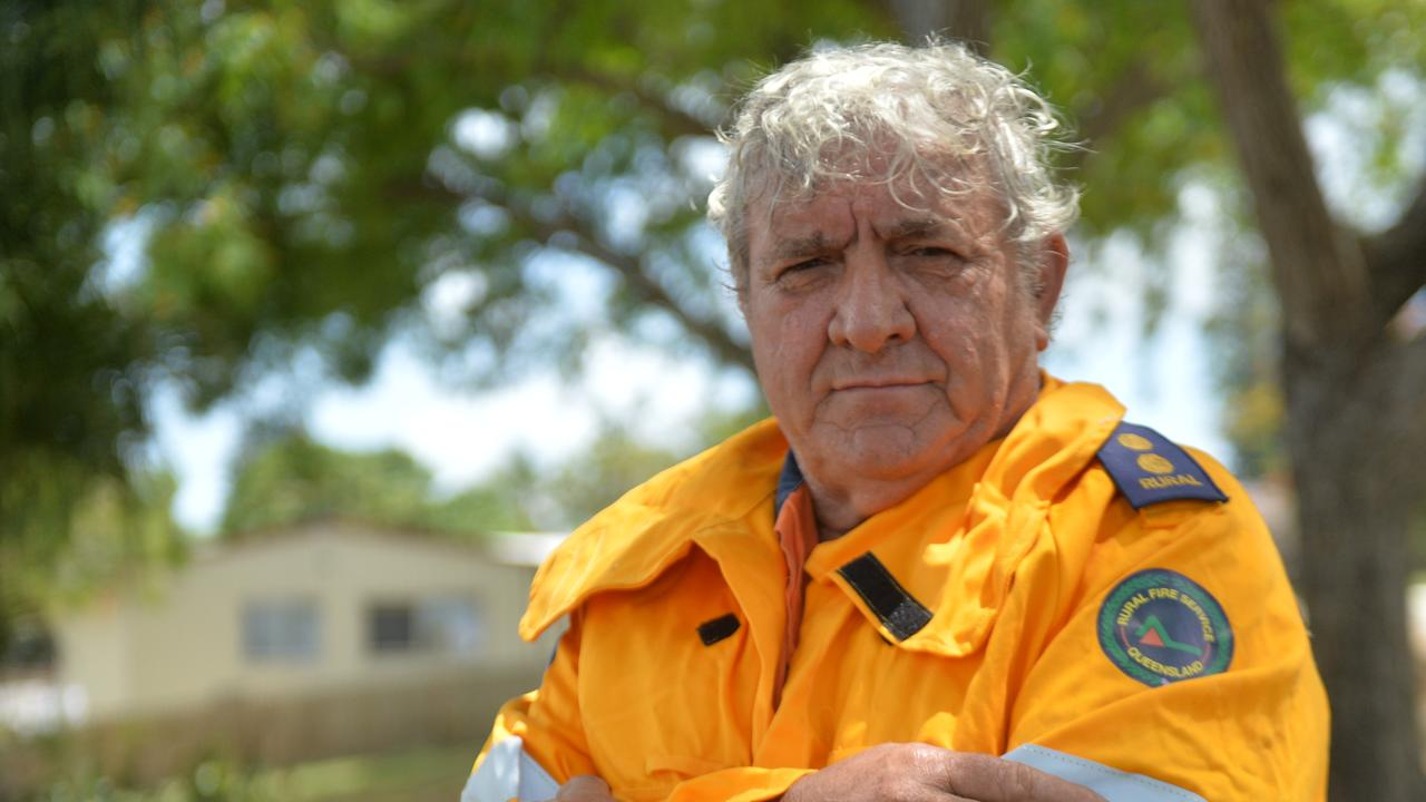 Since late November, Mt Blackwood first officer Wally Giumelli has been calling for the State  Government to back down on its order for all RFS volunteers to gain blue cards, or working with children checks. Photo: Zizi Averill