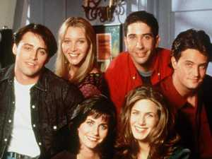 Star drops biggest hint yet of Friends reboot