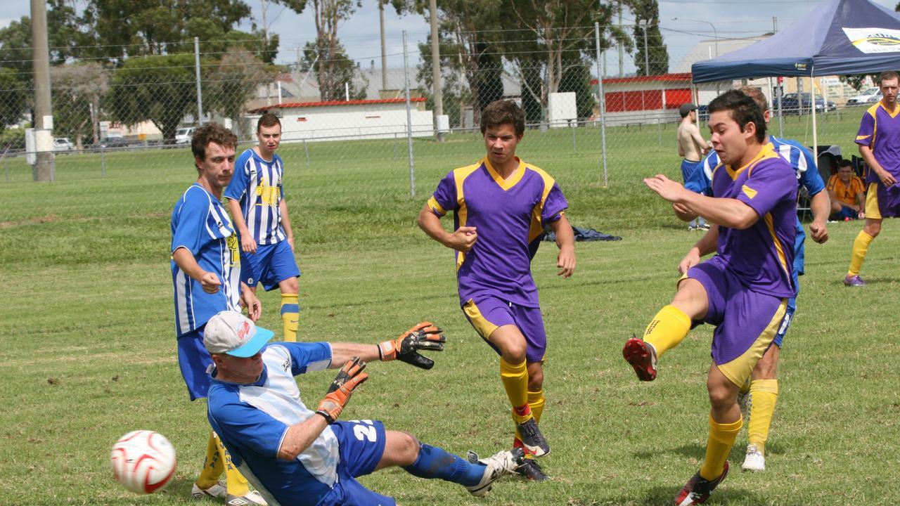SOCCER SEVENS: Kingaroy will host a huge weekend of Soccer Sevens action. (Picture: File)