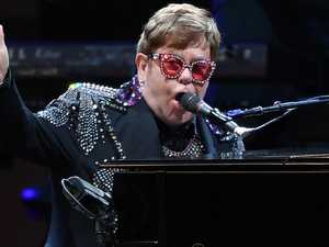 Sir Elton to put on two-night 'buffet for the senses'