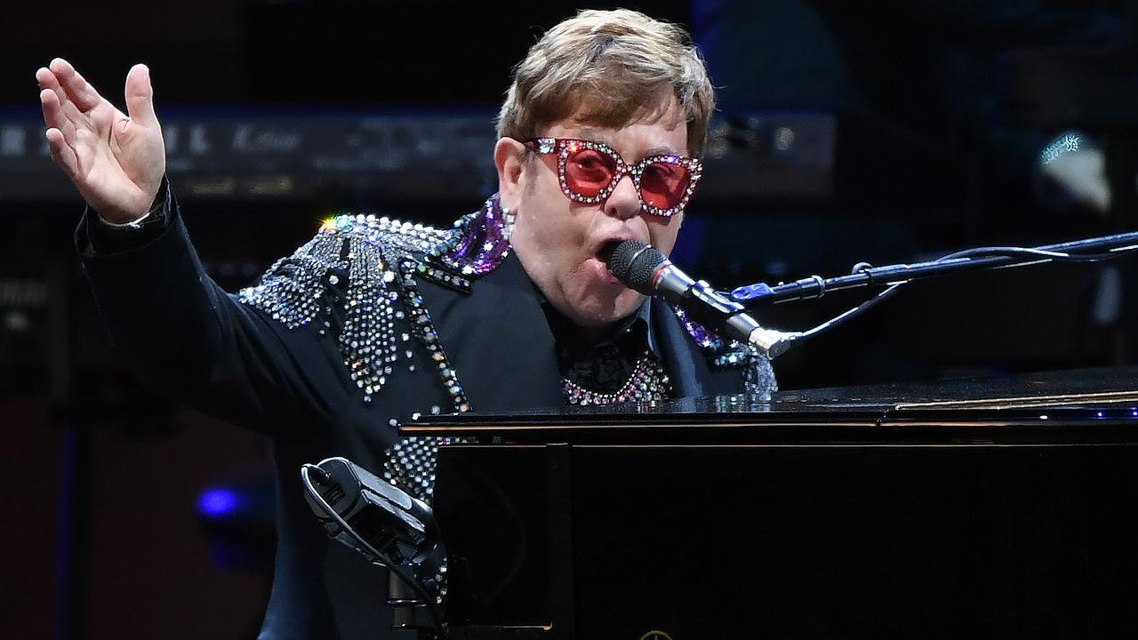 ROCKET MAN: Sir Elton John's tour manager, DC Parmet, says the Coast is in for two epic shows next month. Picture: Julian Smith