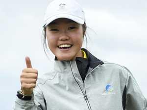 Aussie teen scores invite to Augusta