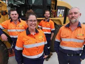 Why Mackay dominated company's apprentice intake