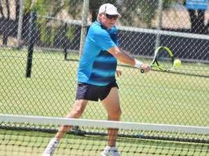 Seniors tennis tournament to hit Western Downs