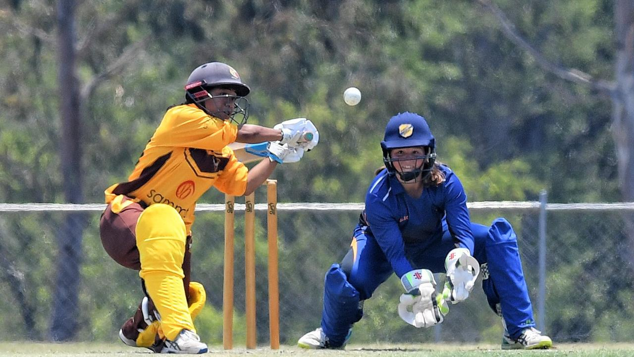 MY ISLAND HOME: Hailing from a village in Papua New Guinea, Ipswich Logan Hornet Brenda Tau has her sights set on leading her country to the ICC Women's World Cup.