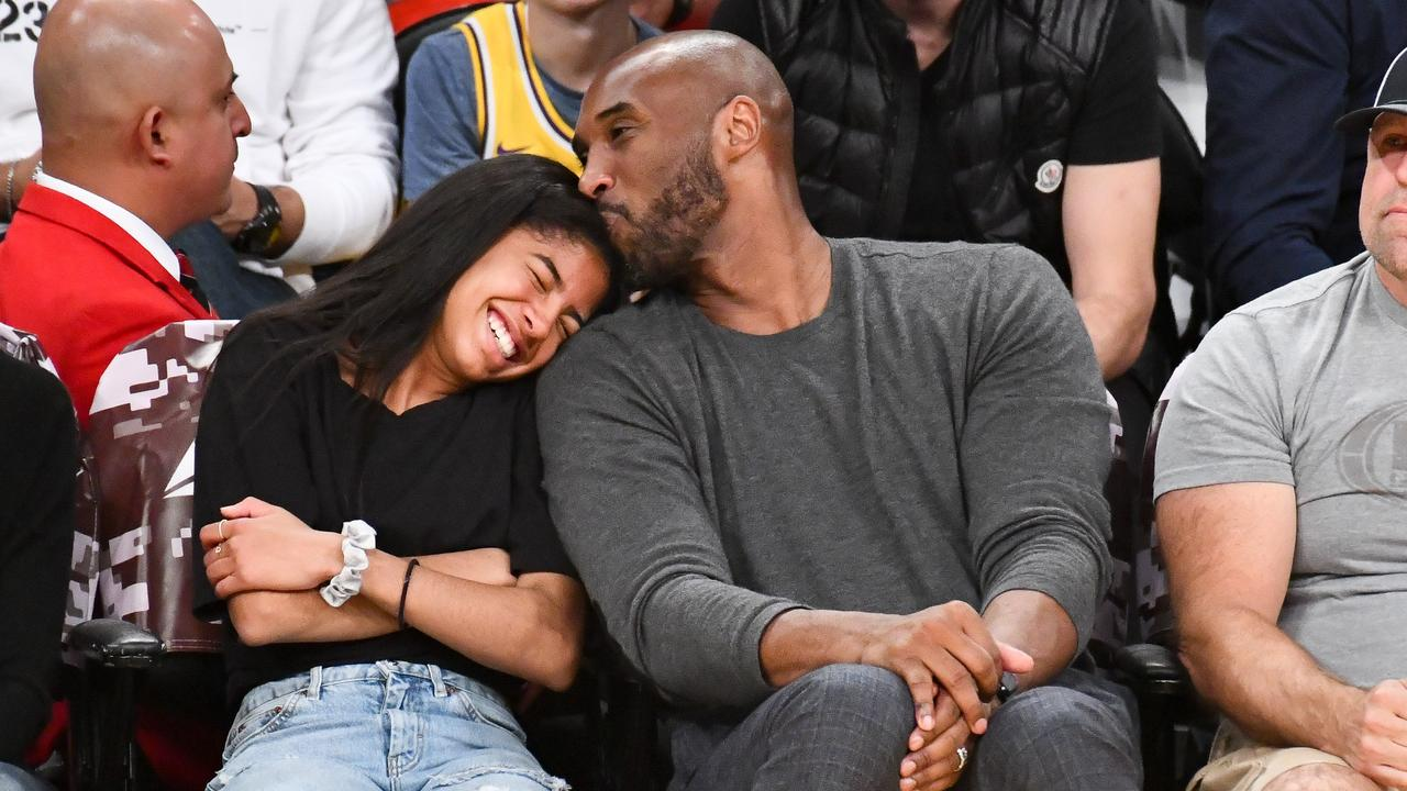 The bodies of Kobe and Gianna Bryant have been released to their family. Picture: Getty Images