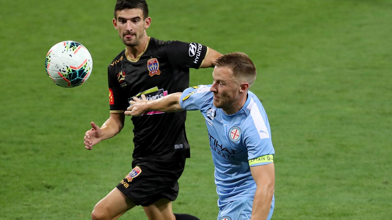 Scott Jamieson's return from suspension will boost Melbourne City's defensive stocks.