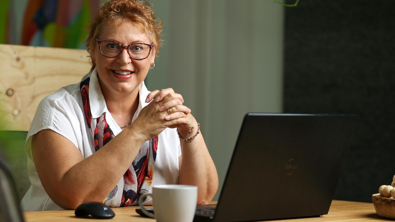 Noosa Council candidate Karen Cook-Langdon.