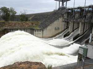 Seqwater activates flood centre ahead of predicted wet