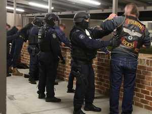 Elite Strike Force Raptor unravelling after cops quit