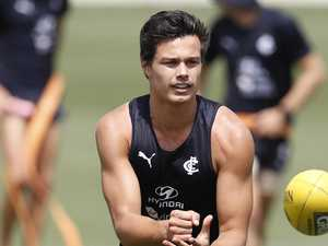 Blues back Silvagni brothers to move past dad's exit