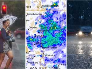 130MM DRENCHING: Heavy rain slams into Coast