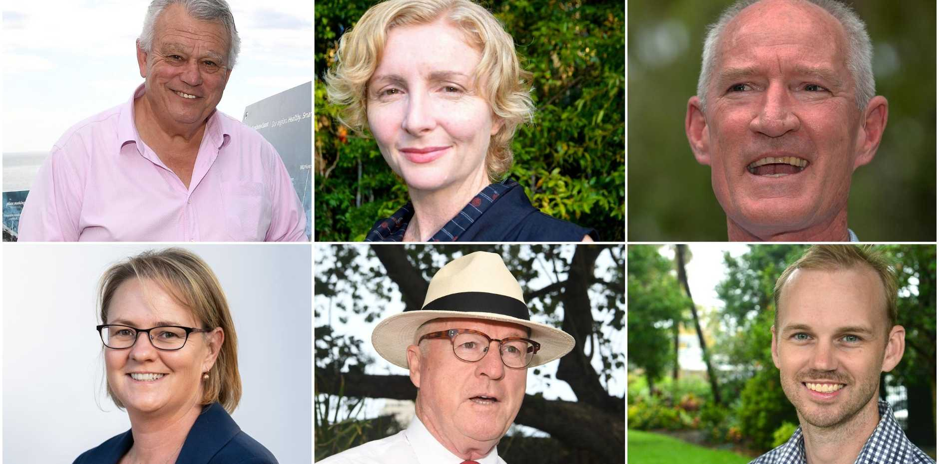 YOU DECIDE: Below is a list of every mayoral and divisional for the 2020 Sunshine Coast Council elections.