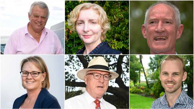 The race so far: 42 candidates in running for Coast council