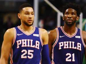 'Dysfunctional': 76ers wheels falling off