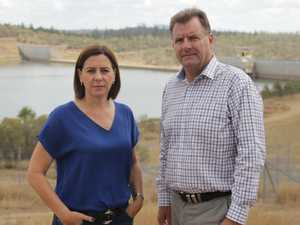 Paradise Dam saga continues as plan surfaces