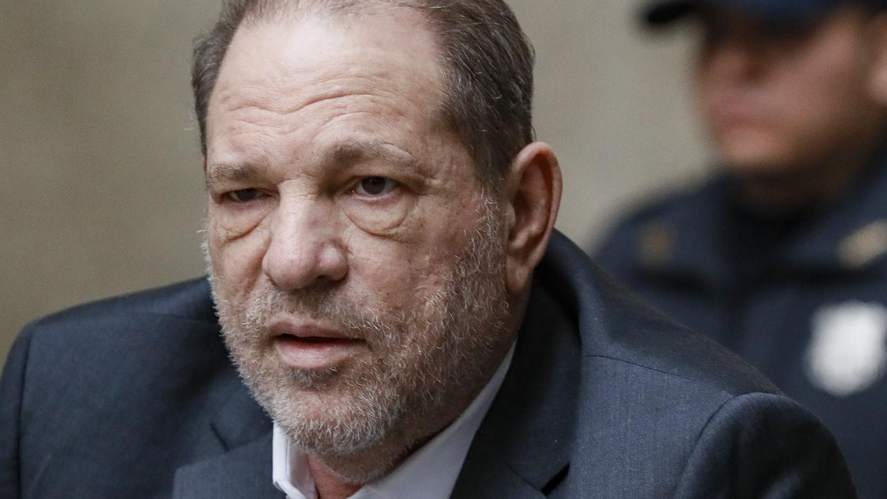 Harvey Weinstein is currently on trial in Manhattan for rape. Picture: AP Photo/John Minchillo