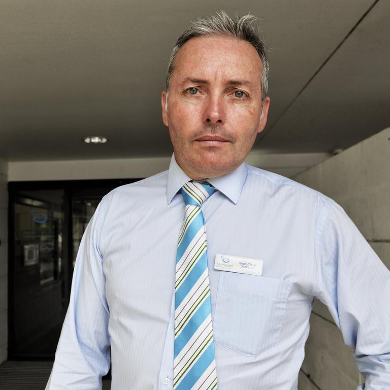 Somerset Regional Councillor Sean Choat
