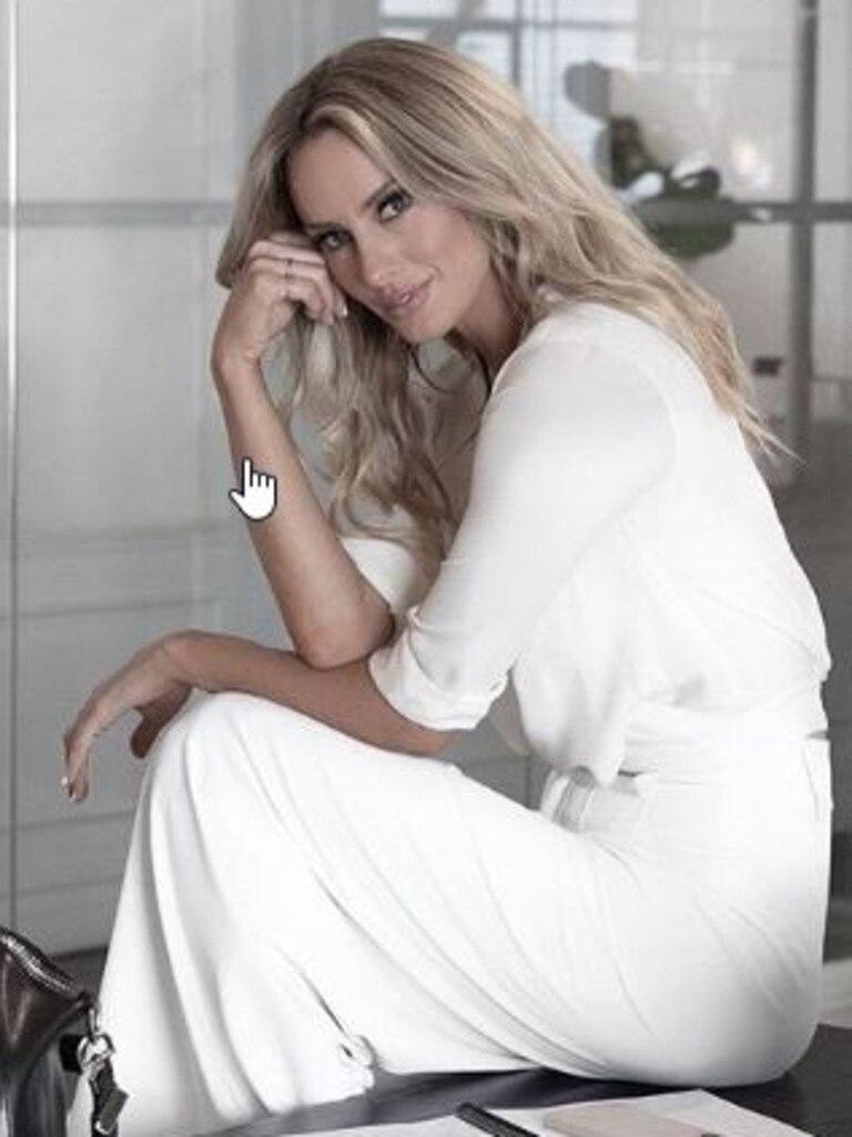 Samantha Wills, 38. Picture: Samanthawills/Instagram