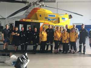 RACQ Rescue Helicopter Service to host open day