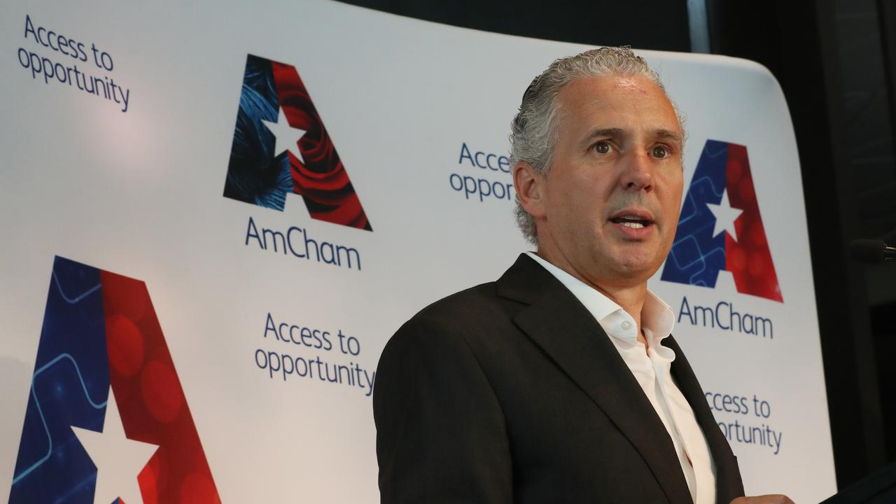 Telstra CEO Andy Penn said more money needed to be invested in telecommunications networks nationally.