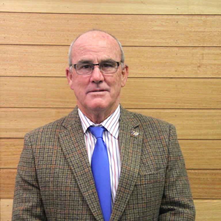 Somerset Regional Councillor Dan Hall.