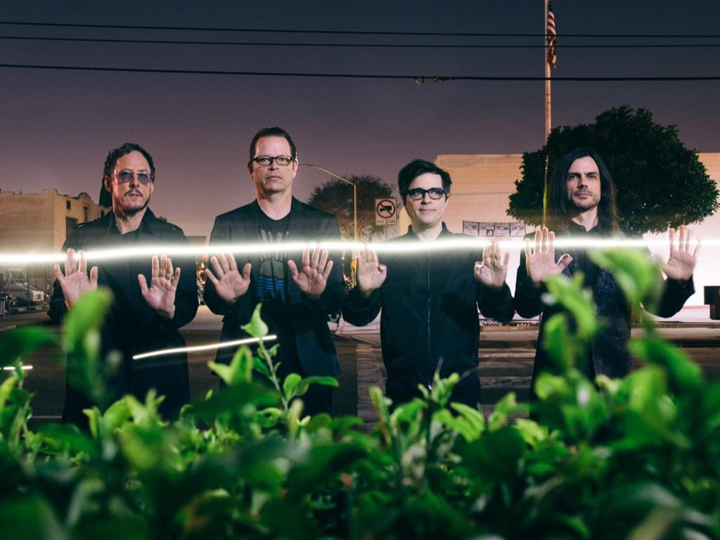 Weezer will be joining Green Day for their Australian tour. Picture: Supplied