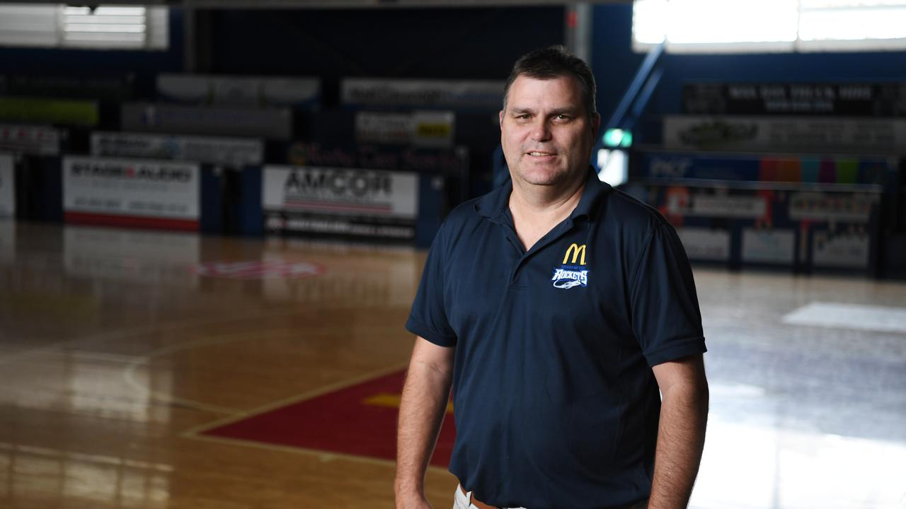 Wade Rebetzke, Rockhampton Basketballs general manager