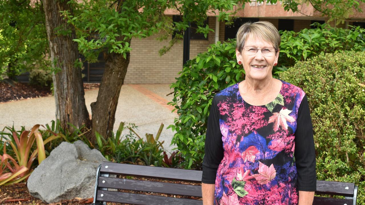 Laidley Garden Club President Eileen Zahnow