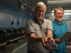 Club seeks 'rare fossils' in lead up to gem show