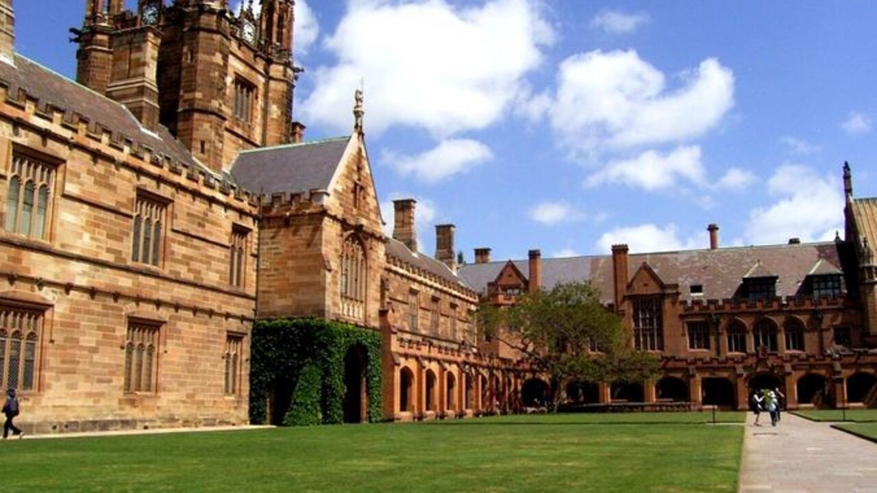 A number of students that have arrived in Australia from China have been quarantined at University of Sydney's on campus accommodation.