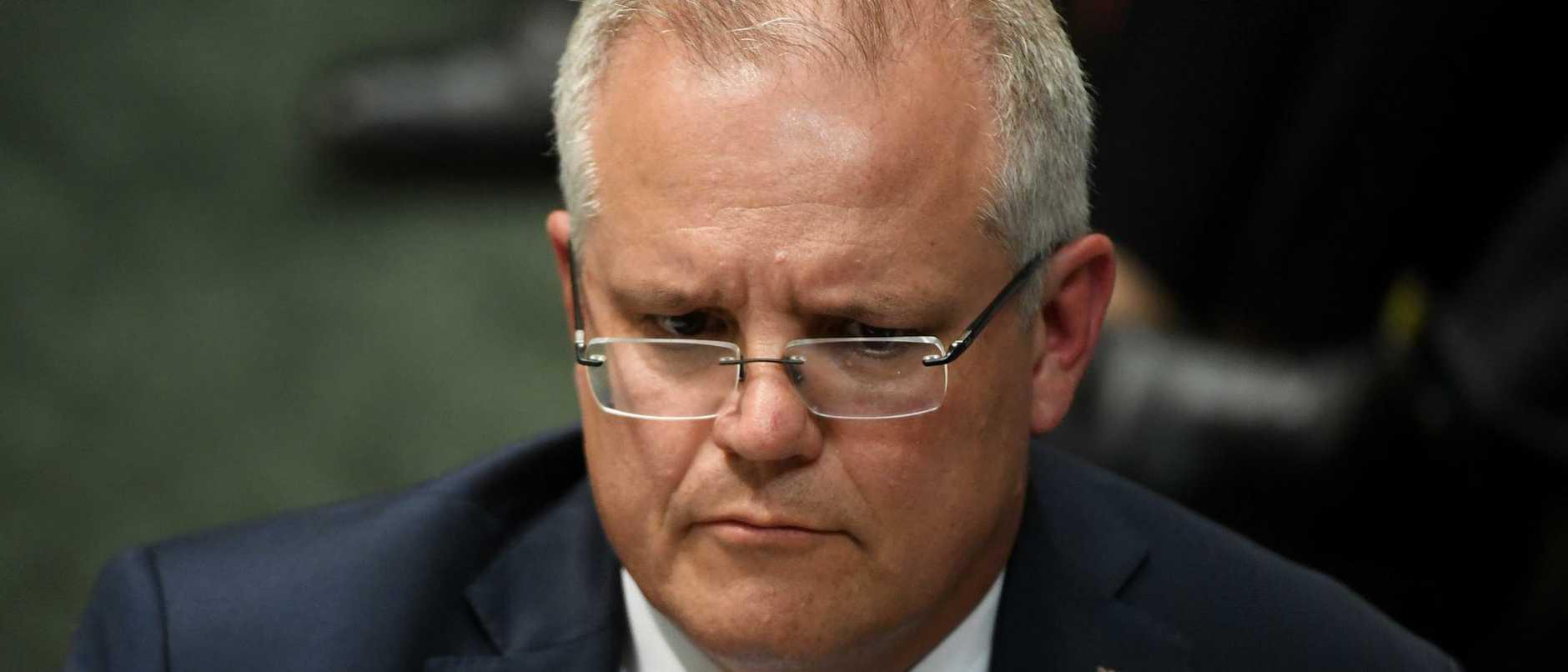 Australian Parliament Greens Presser