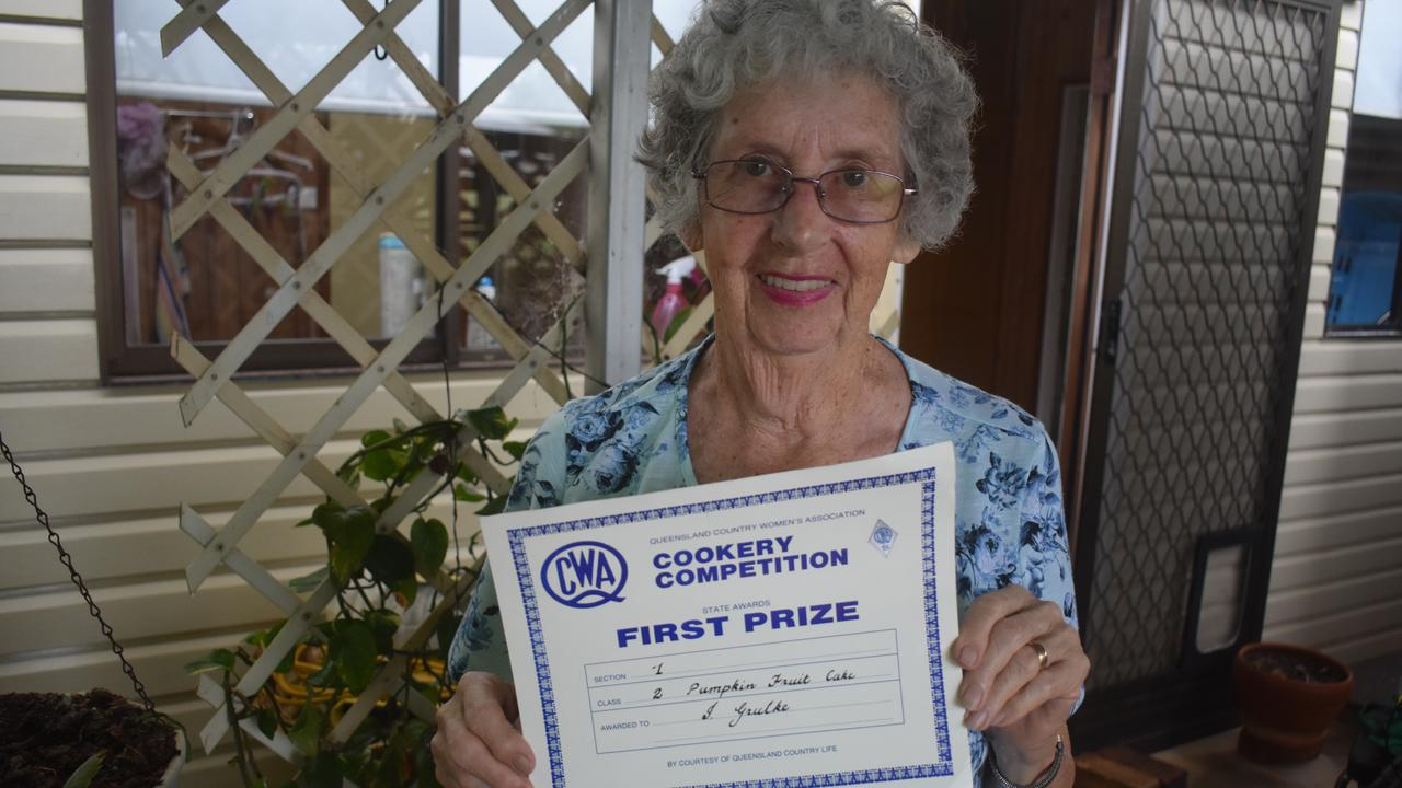 Isla Grulke has been a member of QCWA for almost 50 years and is calling for more women to join.