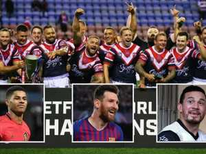 Revealed: Roosters' amazing World Club Challenge itinerary