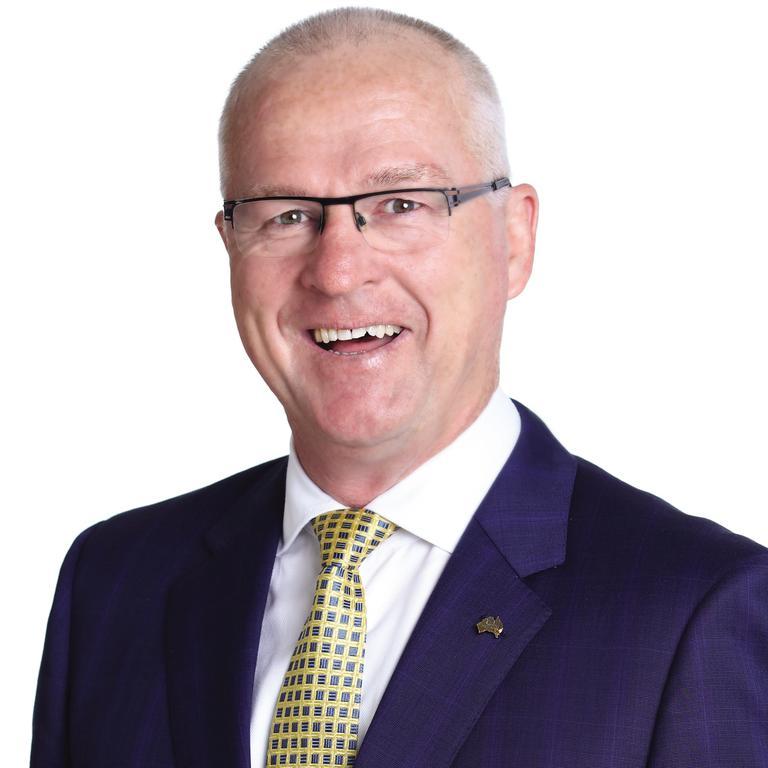 Sunshine Coast Council Mayor, Mark Jamieson.
