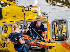 How childhood trauma inspired a doc to join LifeFlight