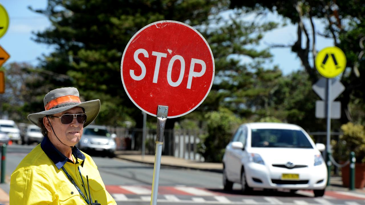 Previous roadworks on Marine parade in Kingscliff. Photo: John Gass / Daily News