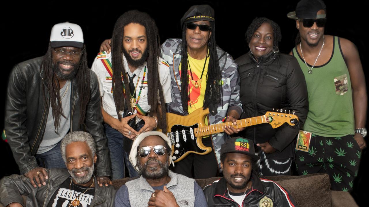 The Wailers will return to Byron Bay Bluesfest in 2020.