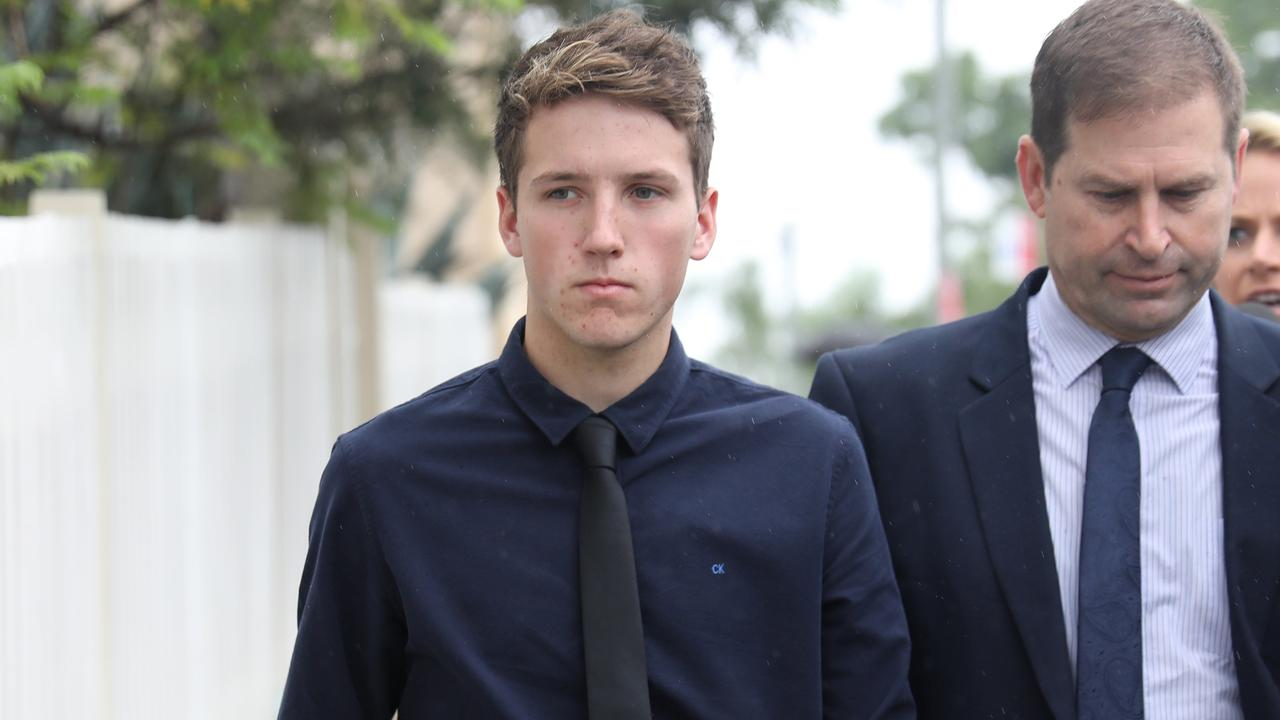 His charges include two counts of dangerous driving causing death. Picture: Damian Shaw