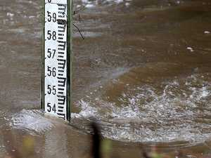 New flood warning issued for Mary River, Six Mile Ck