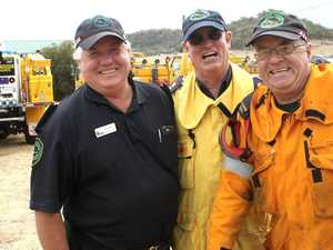 Firefighting icon continues to dedicate himself to community