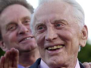 Hollywood icon Kirk Douglas dead