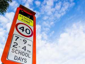Speed cameras 'catch' school zone 'speedsters' in holidays