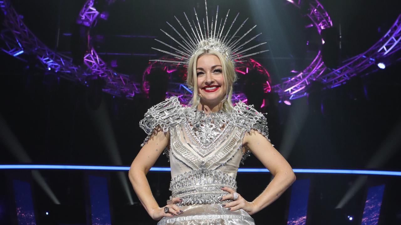 2019 Eurovision entrant Kate Miller-Heidke. Picture: Glenn Hampson