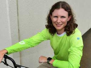 Ceilidh's return to BMX racing for Memorial race