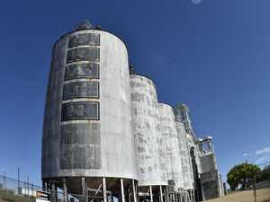 Silos into units? Toowoomba landmarks for sale